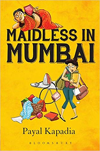 EtherealJinxed | Book Review | Maidless in Mumbai by Payal Kapadia